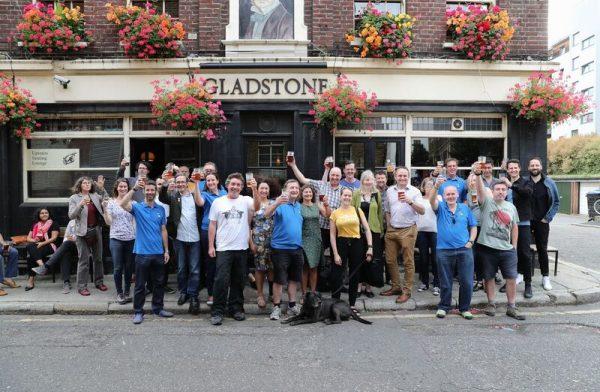 Gladstone - outside